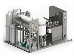Skid Packaged Steam Boilers