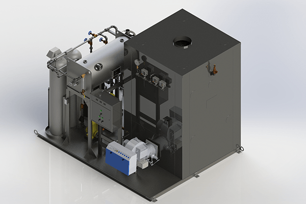 Compact Process Steam
